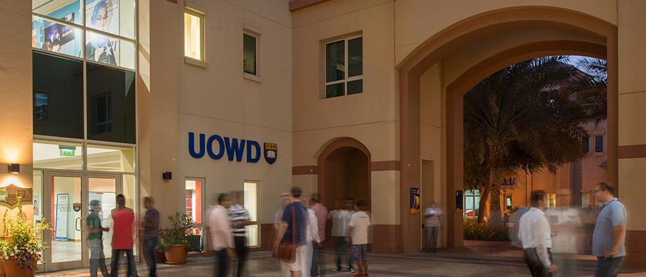 University of Wollongong in Dubai