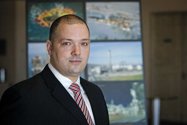 Matt Norris: Group Treasury Manager at Petrofac