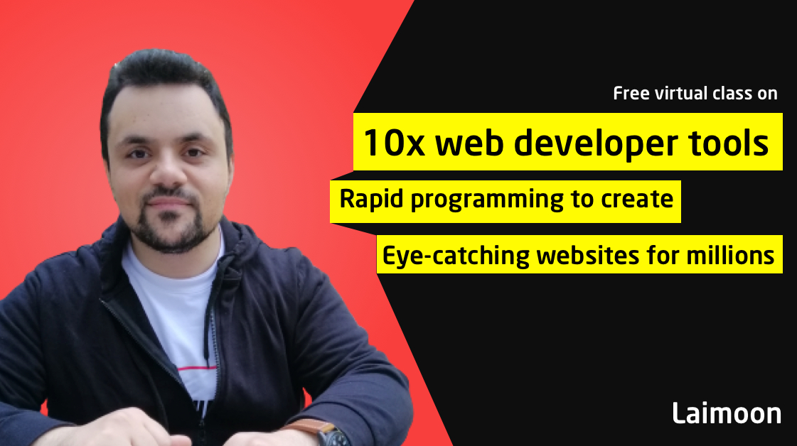 10x web developer tools - Rapid programming to create eye-catching websites for millions