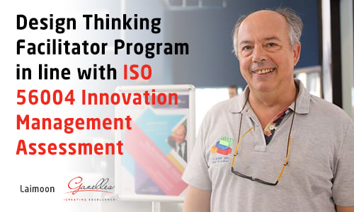 Design Thinking Facilitator Program in line with ISO 56004 Innovation Management Assessment by Fabrizio Faraco