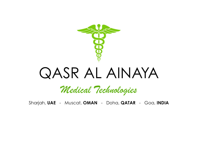 Qasr Al Ainaya Medical Equipment Trading