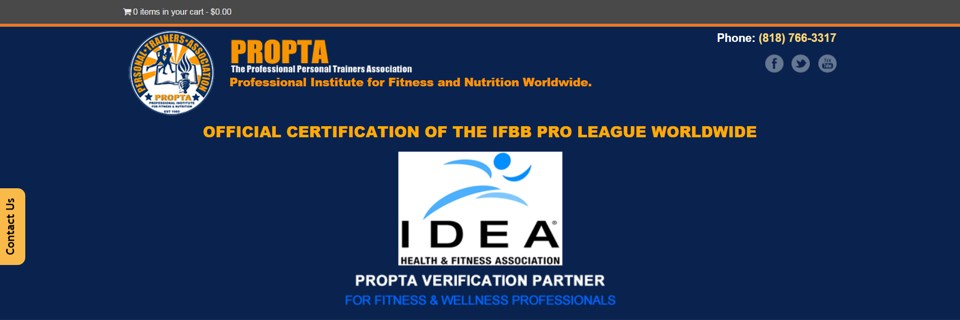 More about The Professional Personal Trainers Association