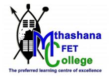 Image result for Mthashana Fet College Logo