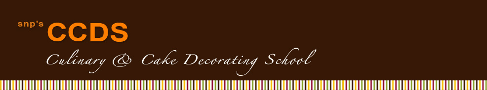 More about Culinary & Cake Decorating School