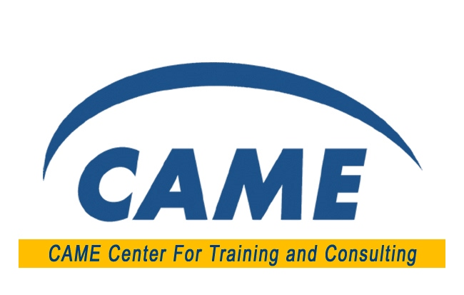 More about CAME Center for Training & Consulting