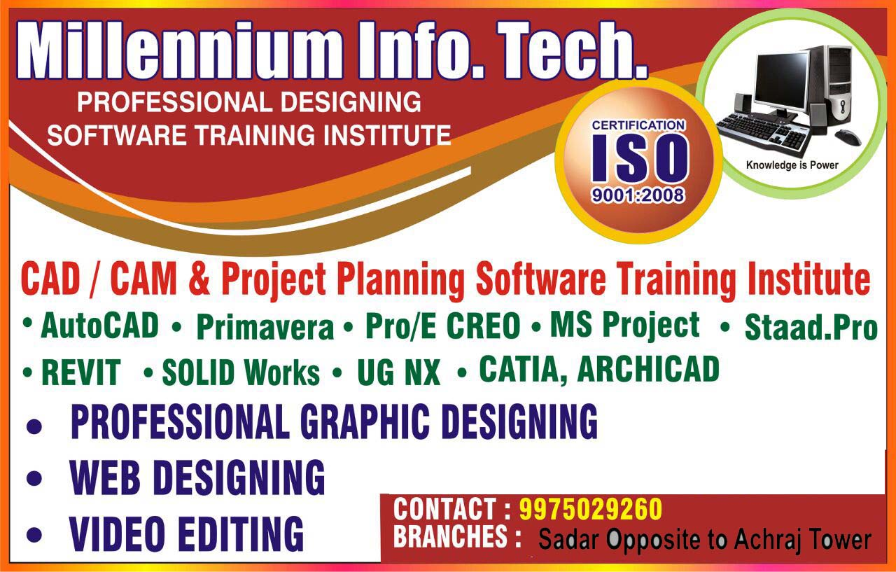 More about Millennium Info Tech Nagpur