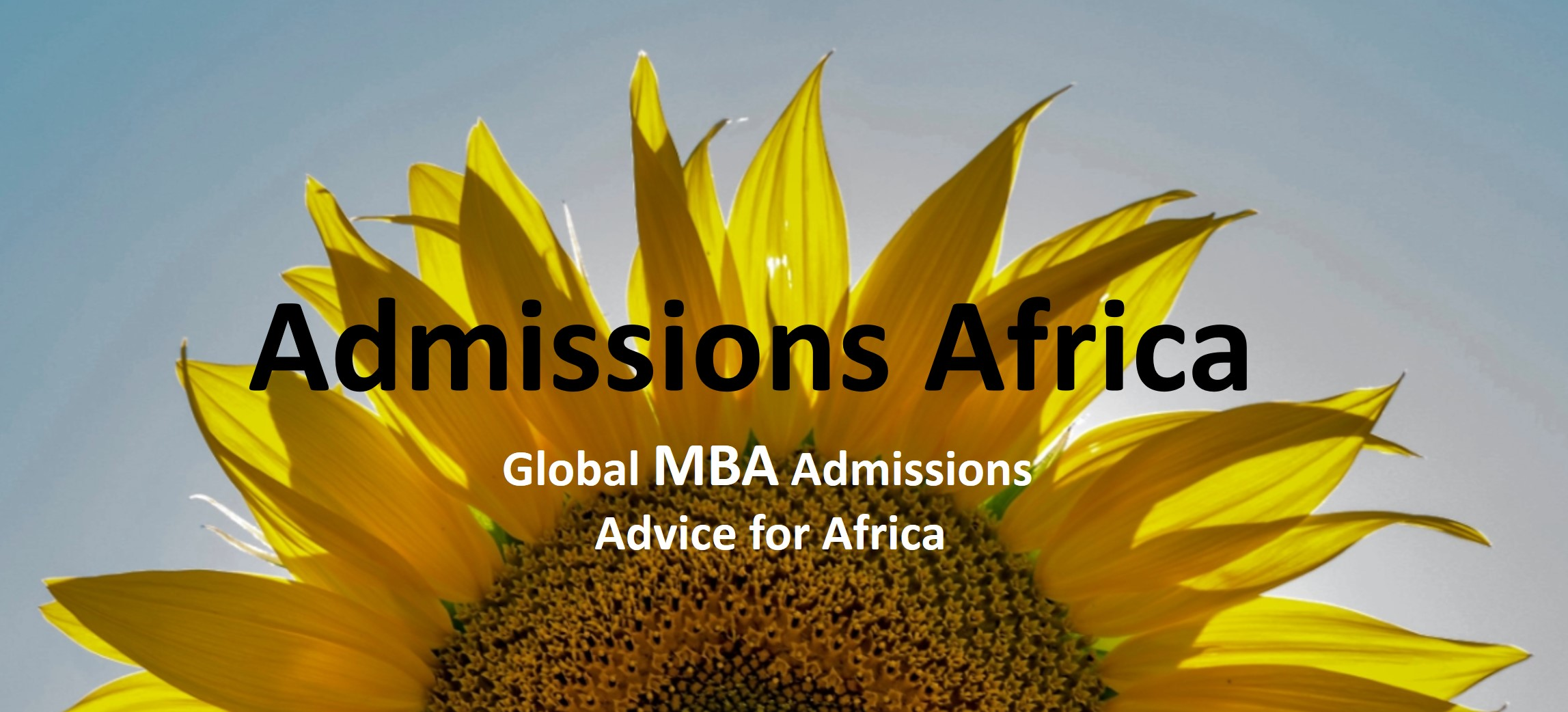 Admissions Africa (with Coefficient Solutions)