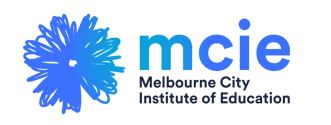 Melbourne City Institute of Education Pty. Ltd