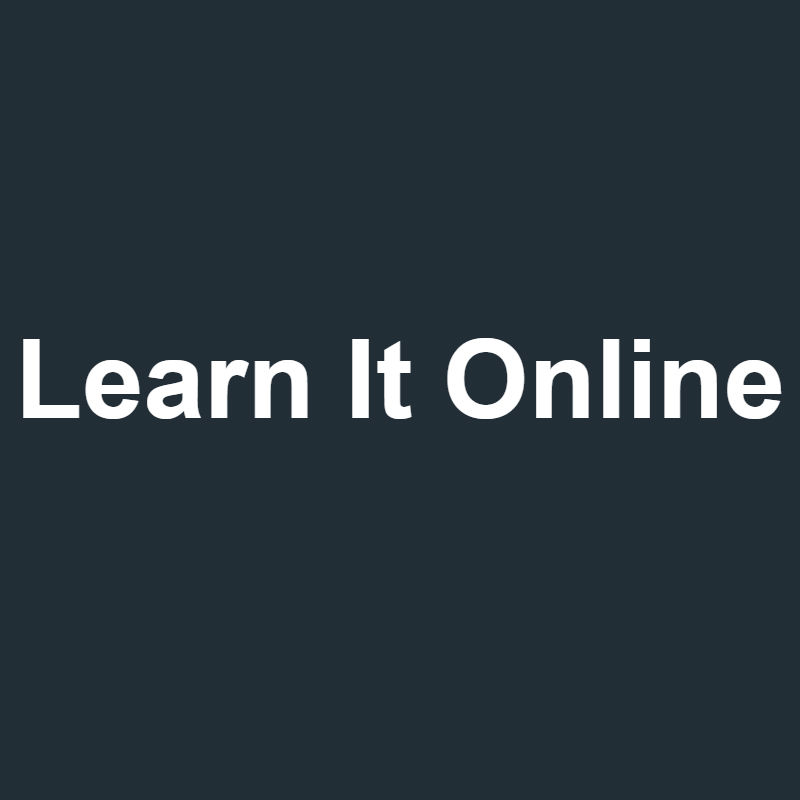More about Learn It Online