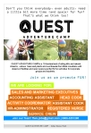 QUEST ADVENTURE CAMP