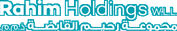 Rahim Holdings- F&B