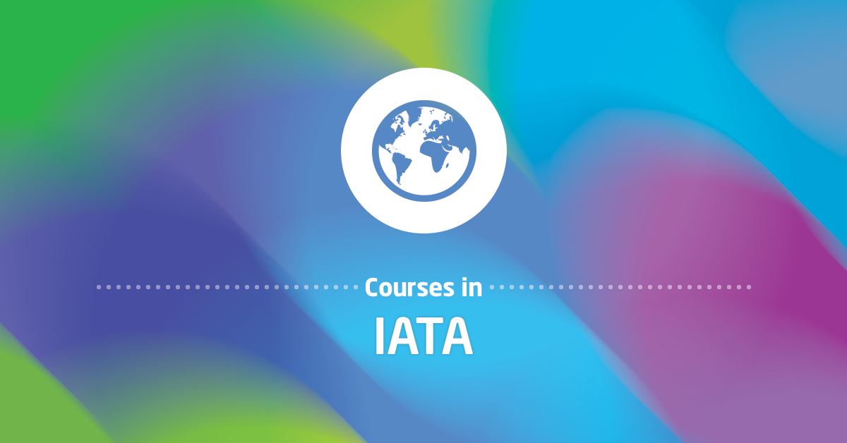 IATA (International Air Transport Association) Courses in