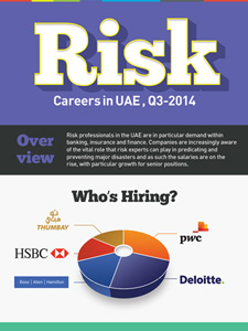 Risk Careers 2014